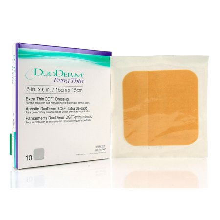- Convatec 187957 Duoderm Extra Thin Dressing 6