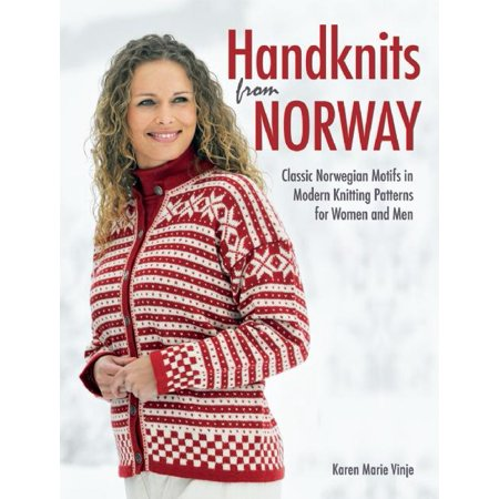 - Handknits from Norway: Classic Norwegian Motifs in Modern Knitting Patterns for Women and Men (Hardcover)