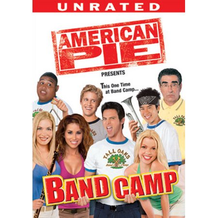 American Pig - American Pie Presents: Band Camp (DVD)