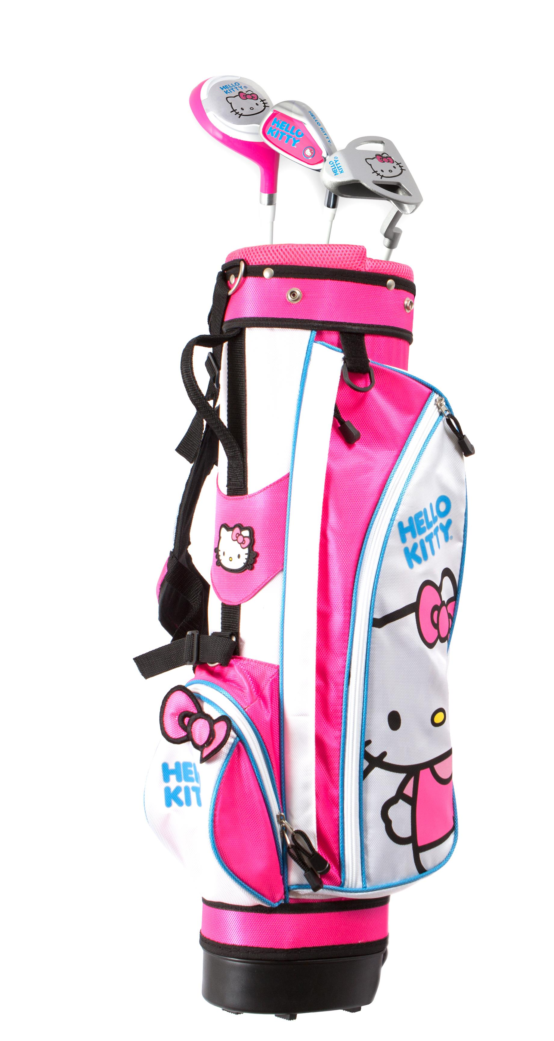 Hello Kitty Golf Junior (Model 1601)-Style:Ages 3-5 by Hello Kitty