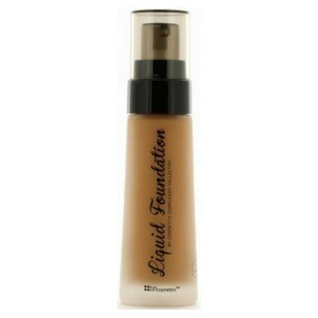 Cosmetics Liquid - BH Cosmetics Liquid Foundation - Mocha