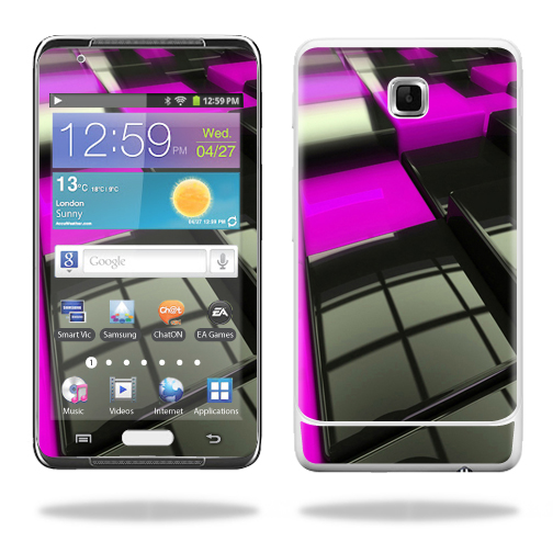 Mightyskins Protective Vinyl Skin Decal Cover for Samsung Galaxy Player 4.2 MP3 wrap sticker skins 3D