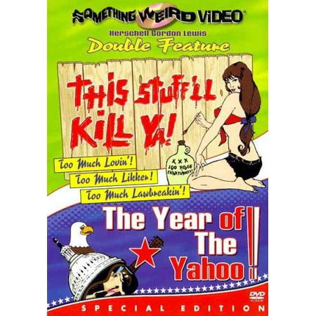 The Origin Of Halloween Yahoo (THIS STUFF'LL KILL YA/YEAR OF)