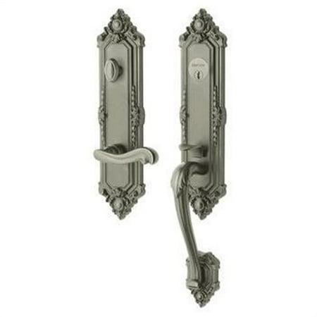 Baldwin Hardware 6426.056.LENT Kensington set Front Door Handle