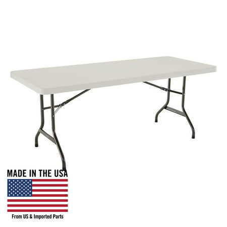Lifetime 6' Commercial Folding Table, Multiple Colors, 22900 (Commercial Folding Tables)