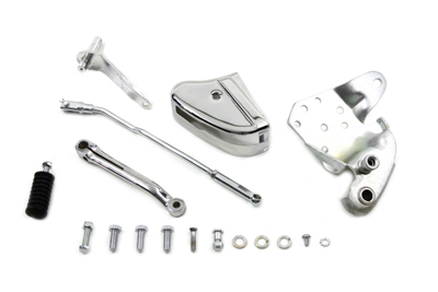 Shifter Rod Assembly Cadmium,for Harley Davidson,by V-Twin