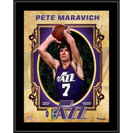 Pete Maravich Tigers Plaque Lsu Tigers Pete Maravich Plaque