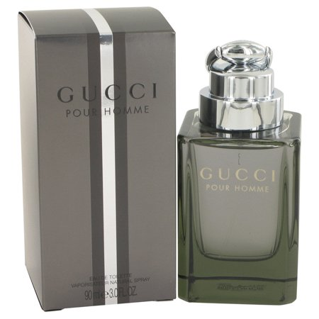 Gucci (New) by Gucci Gucci by Gucci for Male is a modern and masculine woody chypre created especially for Male. It is an excellent option for Male who enjoy the outdoors or for those who simply enjoy smelling like they have taken a refreshing walk through nature. Guccis Males fragrance was designed to work as a perfect compliMaletary companion to Gucci by Gucci perfume for Female.