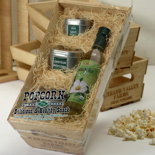 Wabash Valley Farms All Natural Popping Set