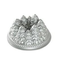 Nordic Ware Platinum Pine Forest Bundt Pan