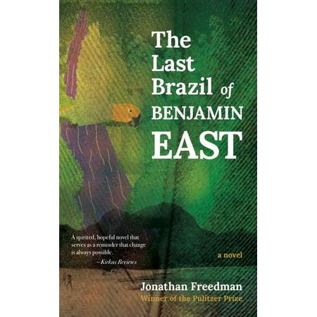 The Last Brazil of Benjamin East - eBook - Easy Last Minute Halloween Ideas