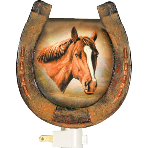 Rivers Edge Products Horse Night Light