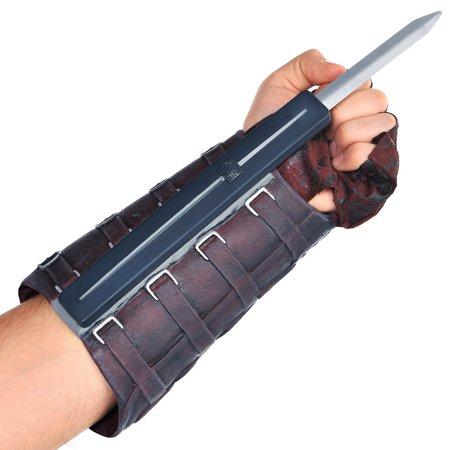 Party City Wrist Blade Halloween Costume Accessory, Assassin's (Assassin's Creed Costume Hidden Blade)