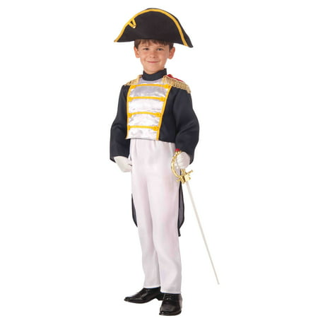 Child Colonial General Costume - General Lee Costume