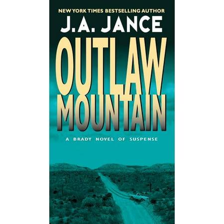 Joanna Brady Mysteries: Outlaw Mountain (Series #7) (Paperback)