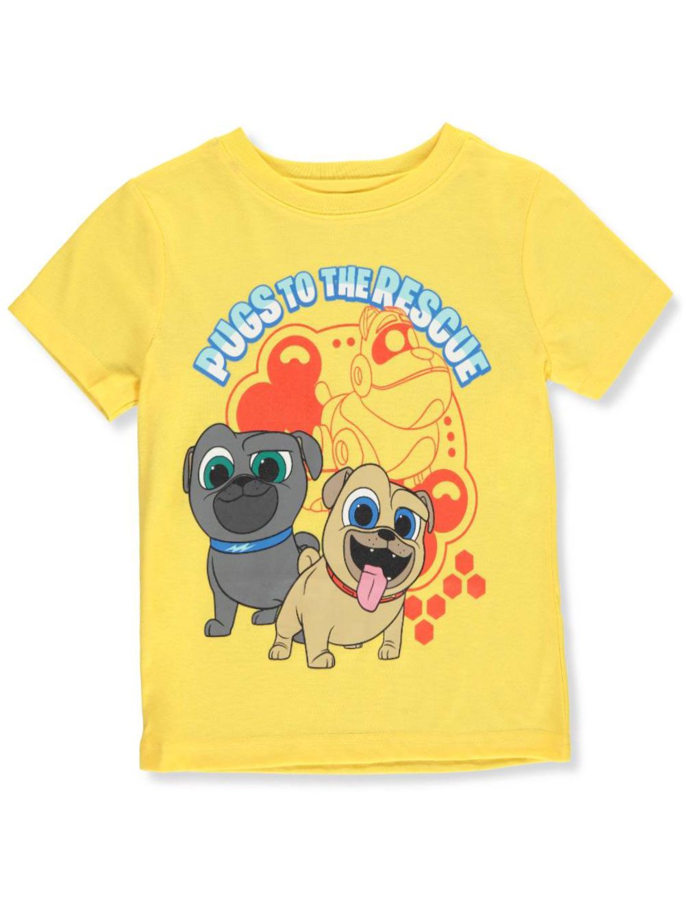 Puppy Dog Pals Characters Boy/'s T-Shirt