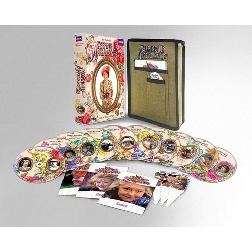 Keeping Up Appearances Complete Series Special Edition (DVD)