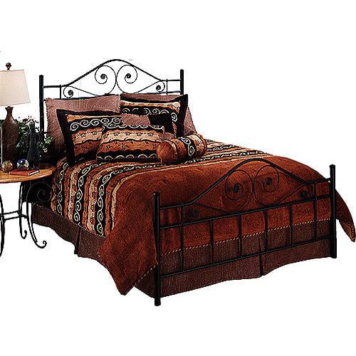 Harrison King Bed Bundle, Black