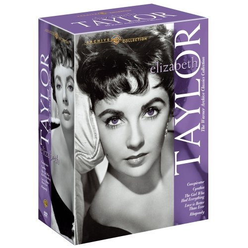 Elizabeth Taylor: The Warner Archive Classics Collection