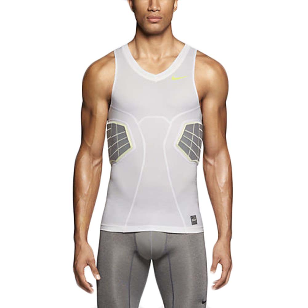 Nike Pro Mens Hyperstrong Compression Elite Sleeveless Ba...