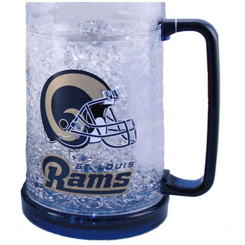 16Oz Crystal Freezer Mug NFL - New England Patriot