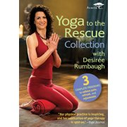 Yoga to the Rescue Collection with Desiree Rumbaugh (DVD)