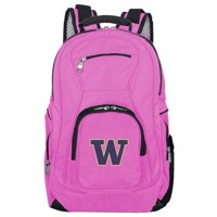 NCAA Washington Huskies Pink Premium Laptop Backpack