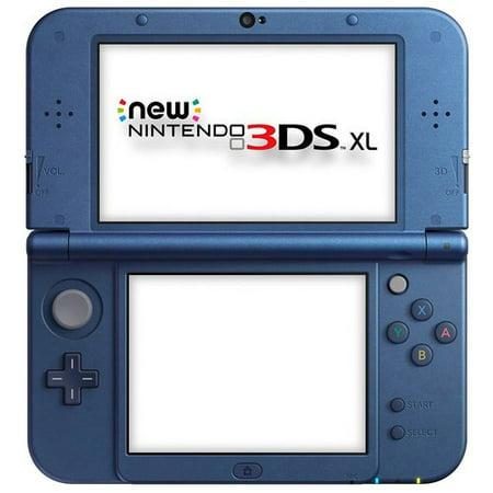 Refurbished Nintendo 3DS XL - Galaxy Style
