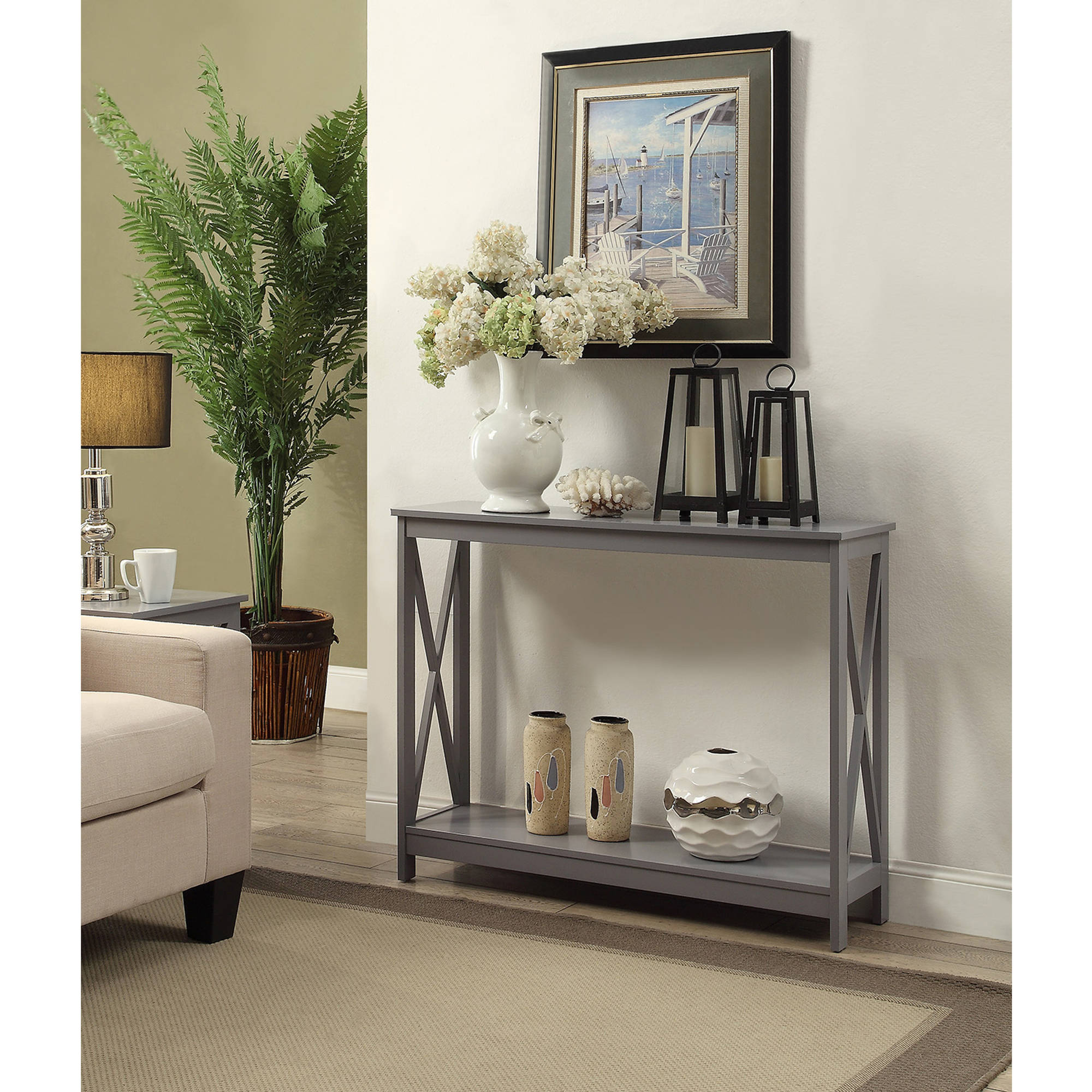 Convenience Concepts Oxford Console Table by Generic
