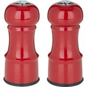 Trudeau Maison Salt & Pepper Set 4.5, Red