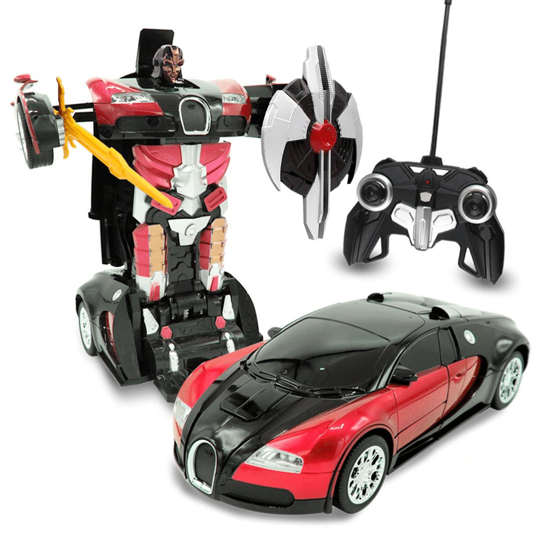 WJ Autobots Dark Lockdown Transformation Car Robot Educational Toys Kids Toys