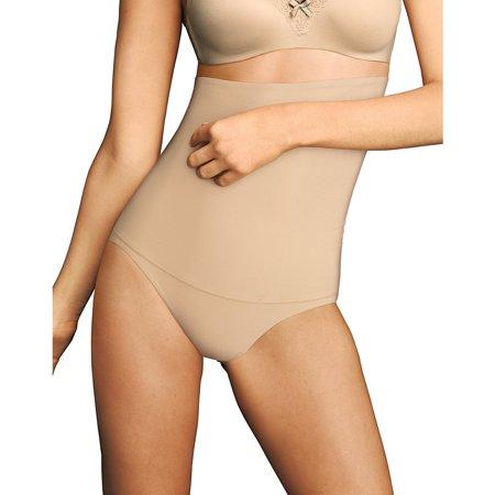 4379c194e23 Maidenform - Flexees Womens Shapewear Hi-Waist Brief Firm Control -  Walmart.com