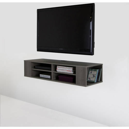 "South Shore City Life 48"" Wall Mounted TV Stand, Multiple Colors"