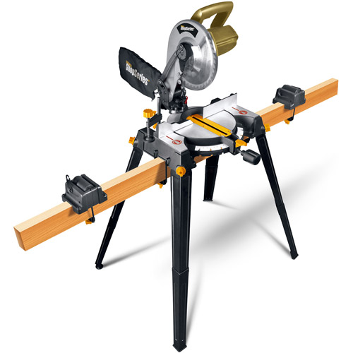 "Positec USA Inc. RK7136.1 10"" Miter Saw with Stand"