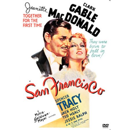 San Francisco (DVD)