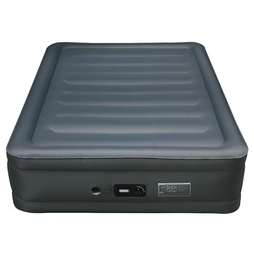 Altimair Air Beds & Mattresses Lustrous Raised Air Bed Laminated Nylon Polyester Fabric Air Mattress
