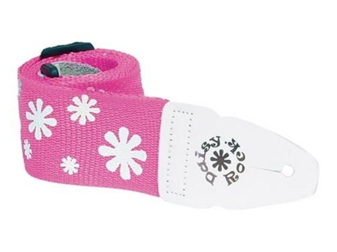 Daisy Rock Guitar Strap, Pink by Alfred Music Publishing