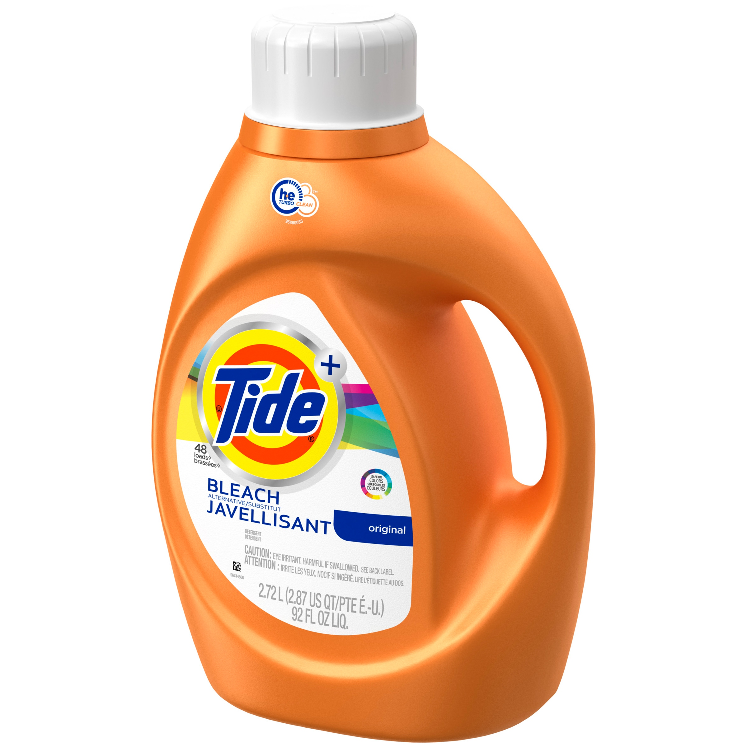 ピュレックス Laundry Detergent 2 X W Bleach Mountain Breeze 24 Minutes 6