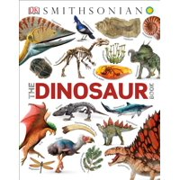 Smithsonian: The Dinosaur Book (Hardcover)