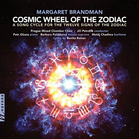 Cosmic Wheels (Cosmic Wheel of the Zodiac)