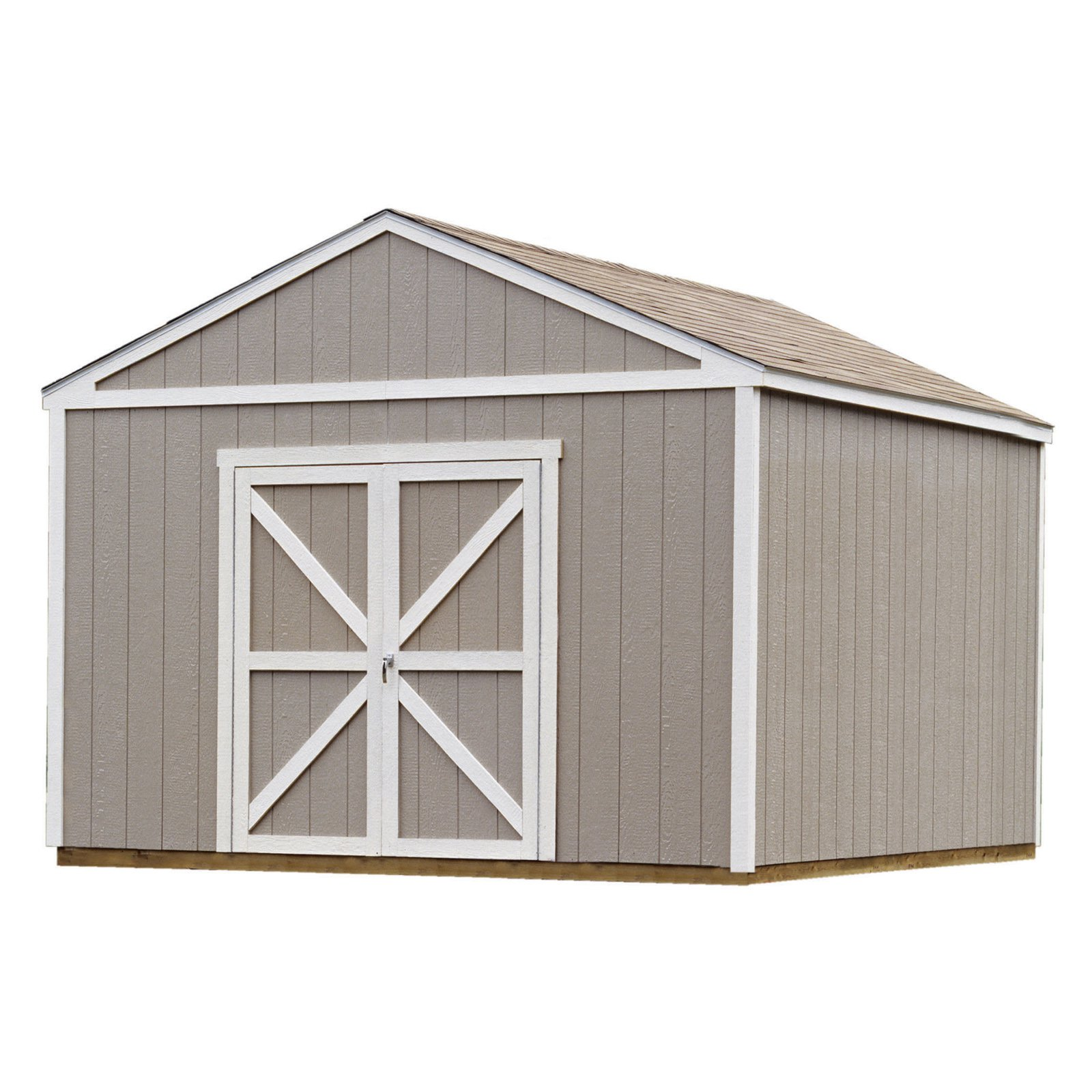 Handy Home Columbia Storage Shed - 12 x 12 ft.