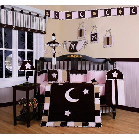 Geenny boutique pink brown moon star for 31 twenty five boutique
