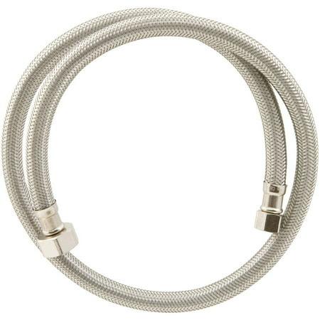 "Plumb Craft Waxman 7307700LF 3/8"" x 1/2"" x 36"" Low Lead Flexible Supply Line"