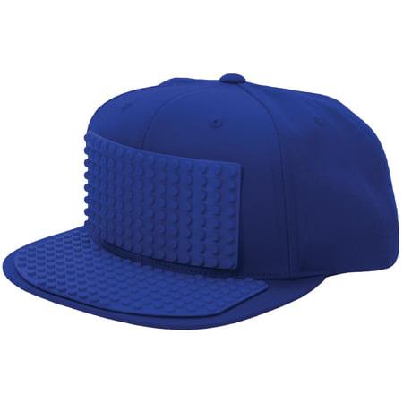 El Wire Hat (BRICKY BLOCK BLUE HAT)