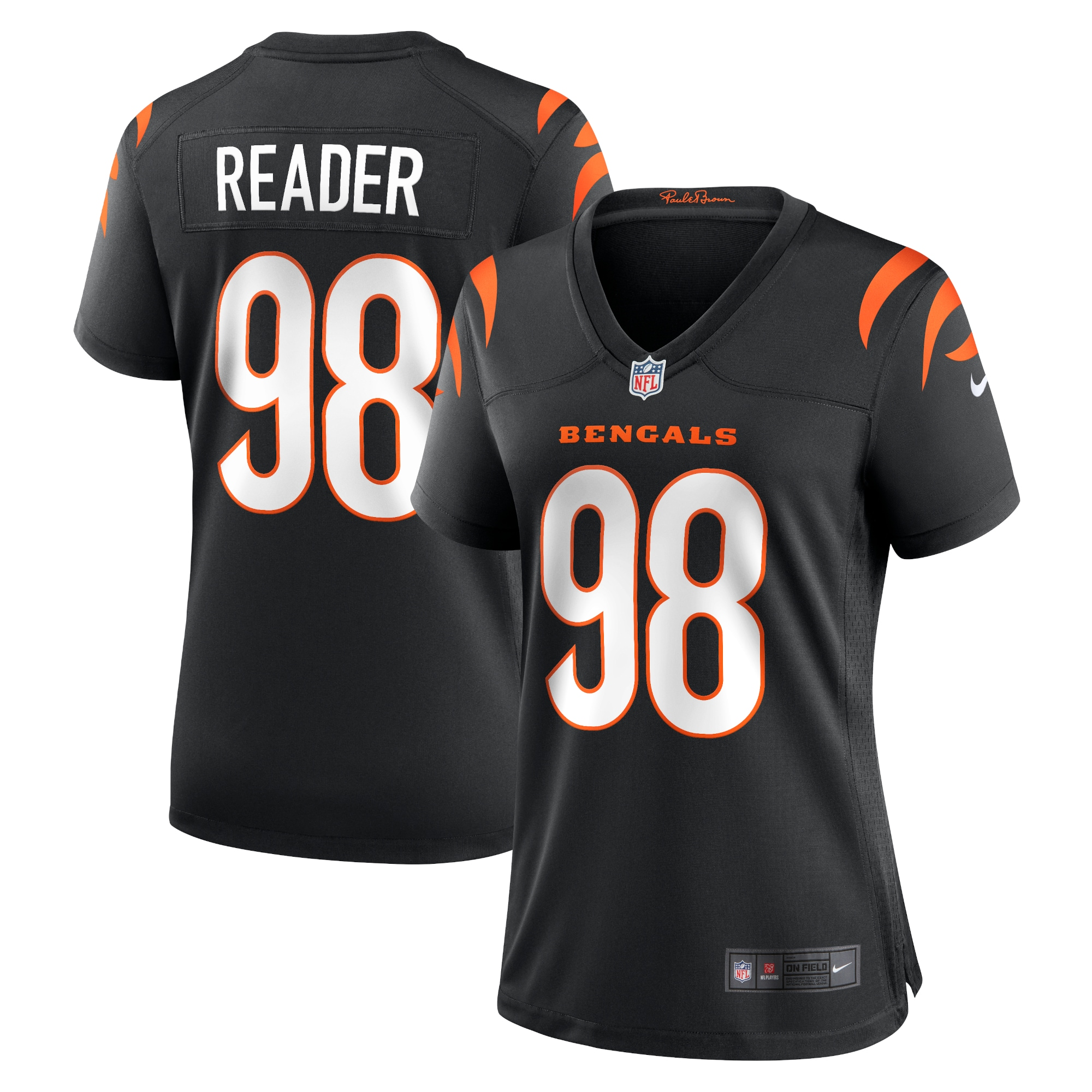 D.J. Reader NFL Jersey
