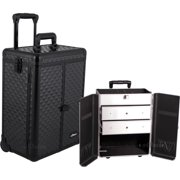 BLACK SMOOTH LG DRAWER TL CASE - E6306
