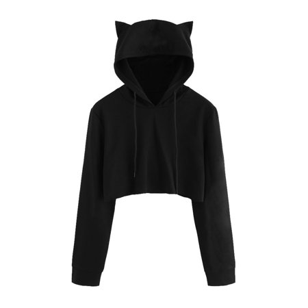 b287a76d9b6 Aniwon - Womens Hoodie,Aniwon Cute Sweatshirts Hoodie Crop Tops ...