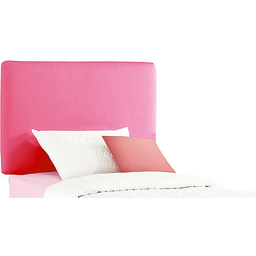 Skyline Furniture - Twin Upholstered Headboard, French Pink