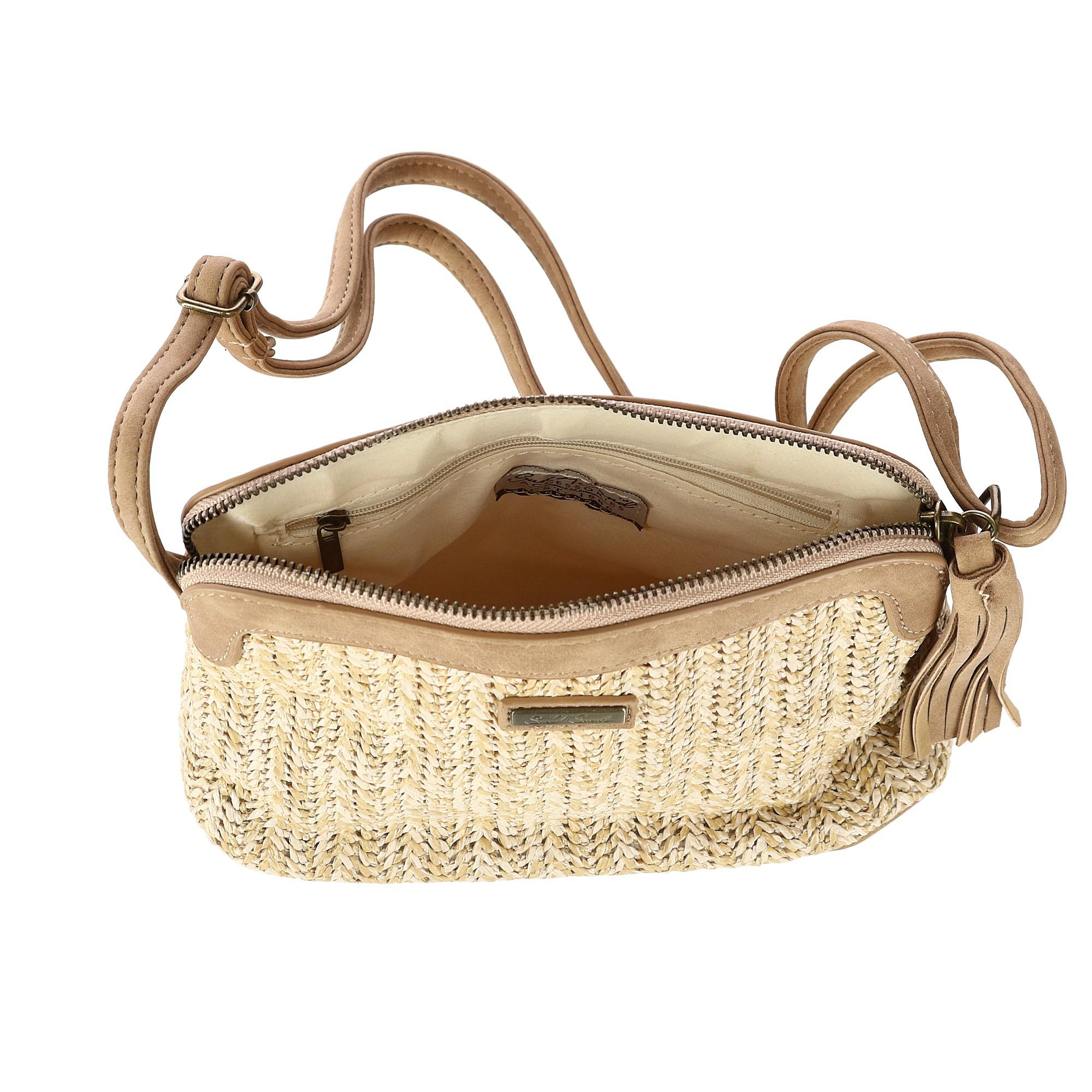 Sun N Sand Women S Polystraw Crossbody