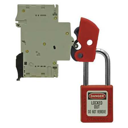 ISO-DIN Universal Lockout Device MASTER LOCK S2394